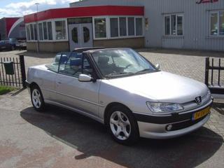 Peugeot 306 Cabriolet 2.0 16V (1999)
