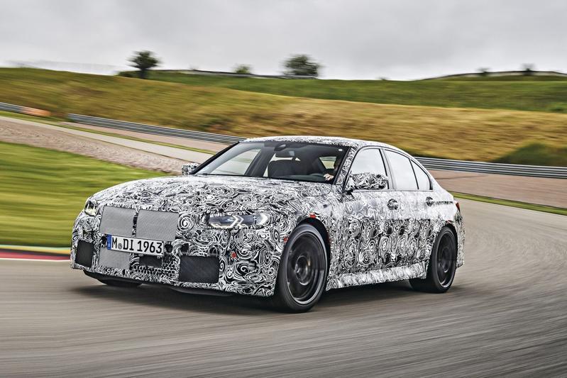 BMW M3 en M4 - Eerste rijtest