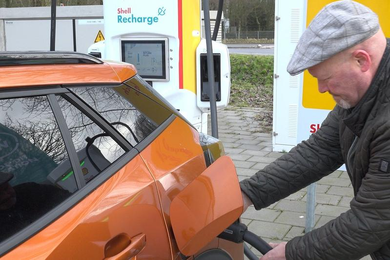 Shell smarticle recharge