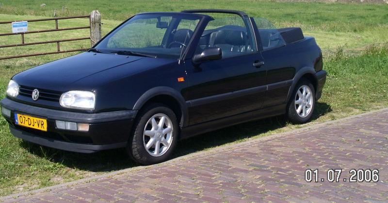 Volkswagen Golf Cabriolet 2.0 Avantgarde (1994)