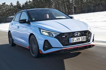 Hyundai i20 N - Eerste rijtest