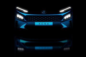 Hyundai kondigt gefacelifte Kona aan