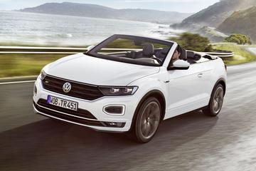 Dit is de Volkswagen T-Roc Cabrio