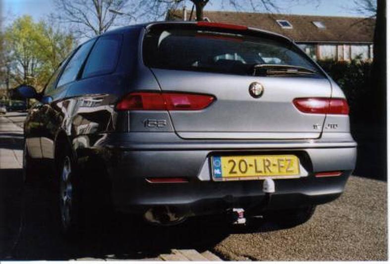Alfa Romeo 156 Sportwagon 1.9 JTD Progression (2003)