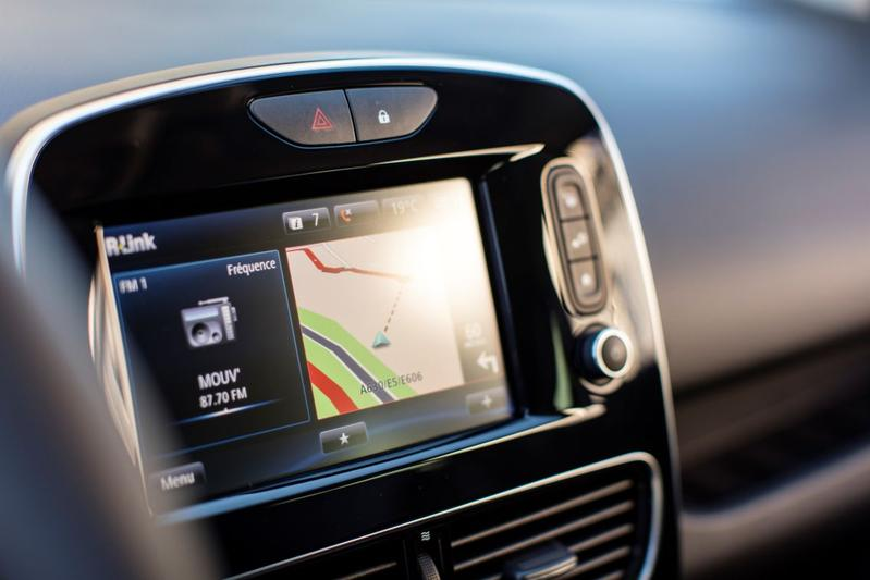 Volgend infotainment Renault-Nissan van Google