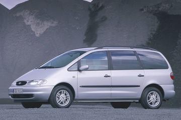 Ford Galaxy 2.3i 16V (1998)