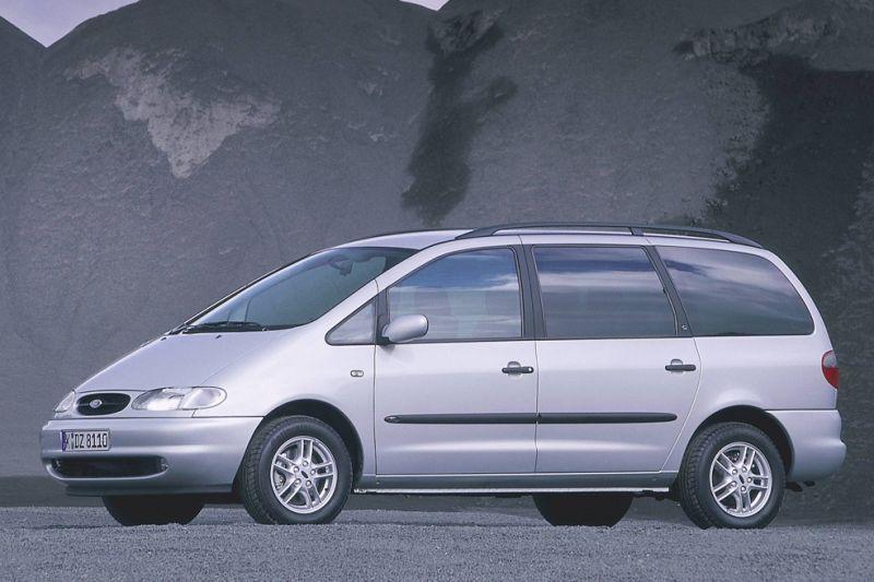 Ford Galaxy 2.3i 16V Business Edition (1998)