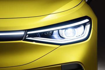 Volkswagen ID4 schijnt de wereld in