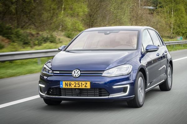 Volkswagen gooit e-Golf in de actiebak