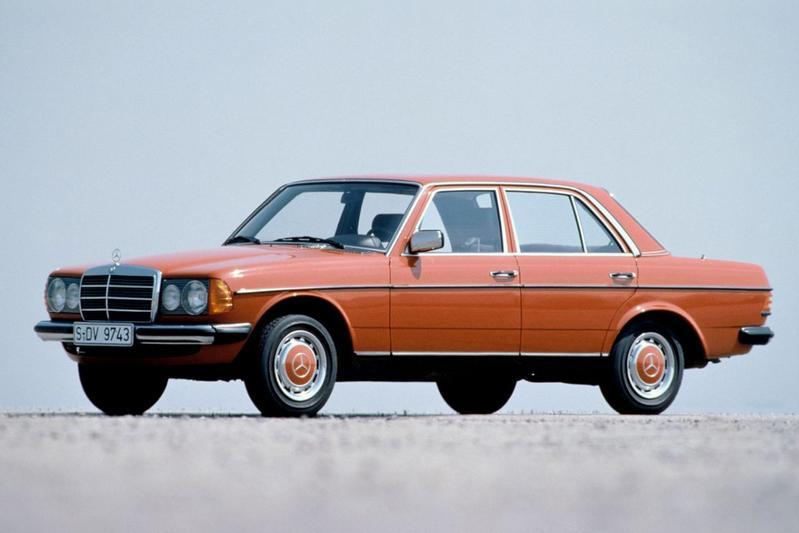Mercedes-Benz 300 D (1981)