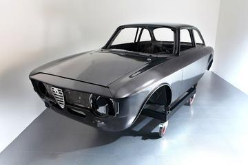 Alfa Romeo Giulia Sprint GTA krijgt carrosserie van koolstofvezel