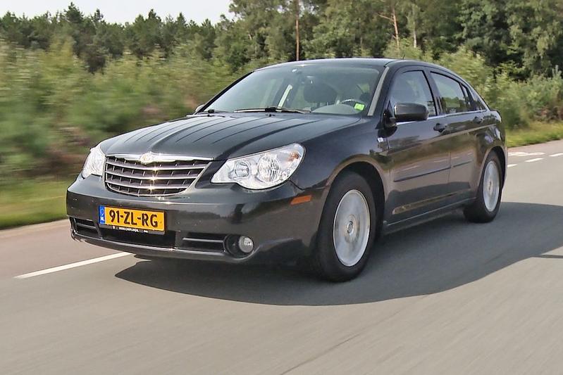 Chrysler Sebring 2.0 16V – 2008 – 391.158 - Klokje Rond