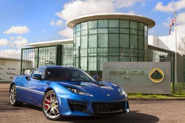 Lotus Evora 400 Hethel Edition is los