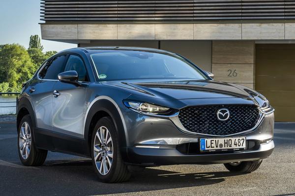 Alle prijzen Mazda CX-30 bekend