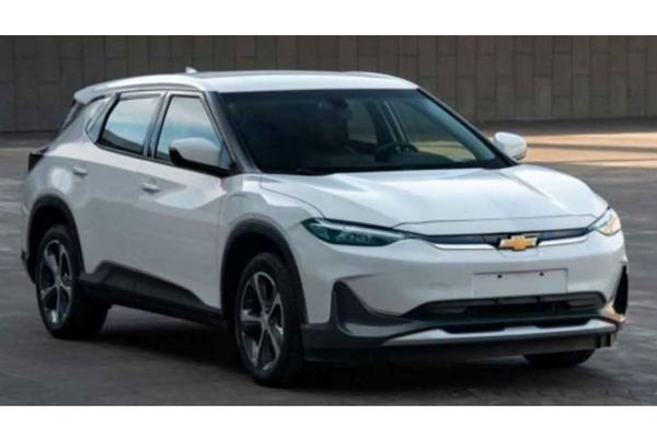 Chevrolet Menlo is nieuwe elektrische cross-over