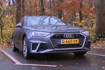 Audi A4 Avant - Achteruitkijkspiegel
