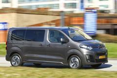Ook nieuwe diesels voor Citroën SpaceTourer/Jumpy