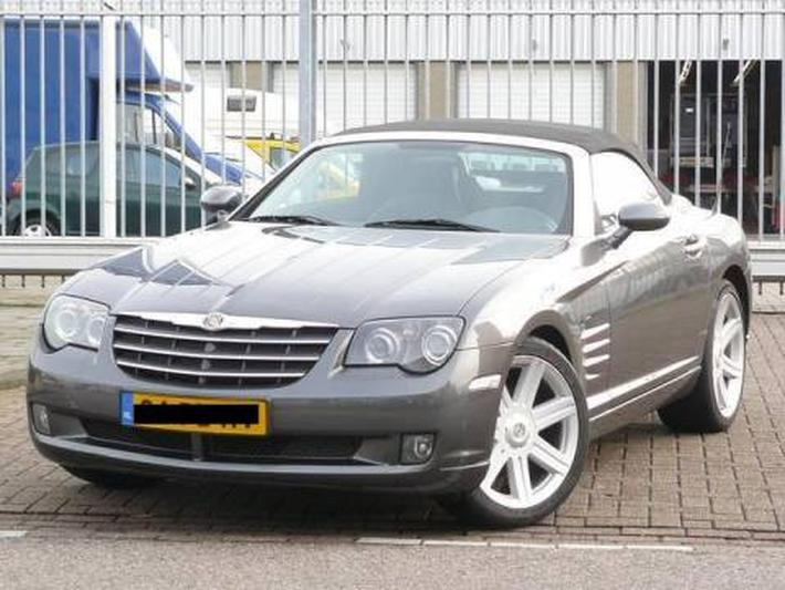 Chrysler Crossfire Roadster 3.2i V6 Limited (2004)
