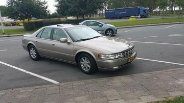 Cadillac Seville STS (2001)
