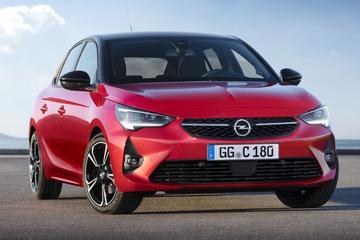 Opel hangt prijskaartje aan Corsa