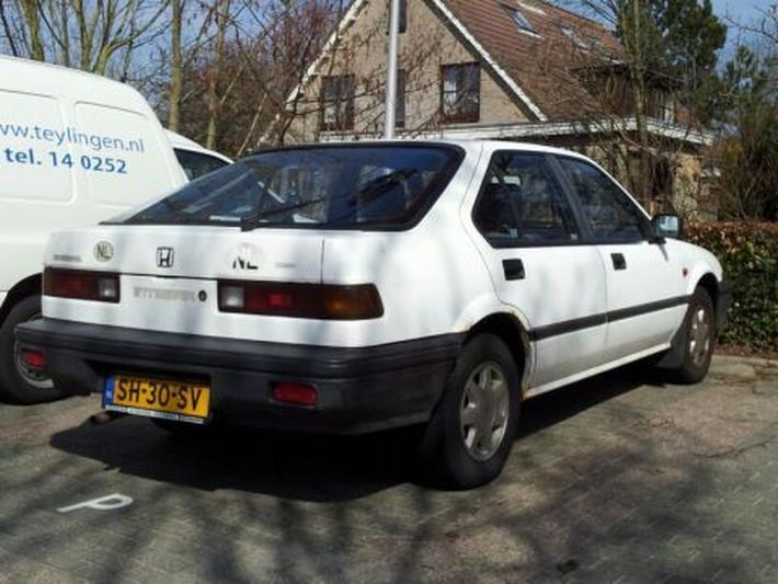 Honda Integra 1.5 EX (1987)