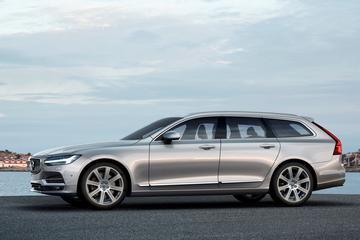 Volvo V90 in VS 'alleen op bestelling'