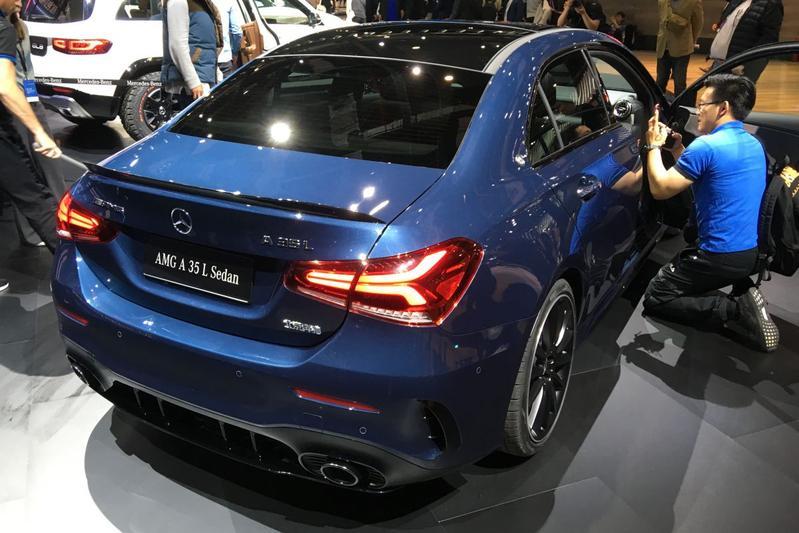 Mercedes-AMG A35 L