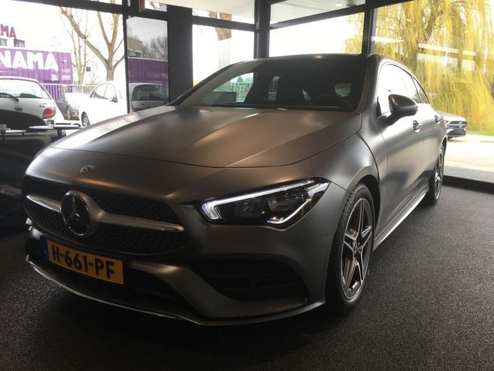 Mercedes-Benz CLA 200 Shooting Brake Business Solution AMG (2020)