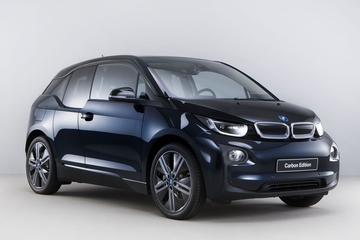 Speciaal voor Nederland: BMW i3 Carbon Edition
