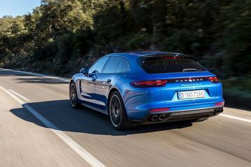 Porsche Panamera Turbo S E-Hybrid - Rij-impressie