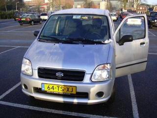 Suzuki Wagon R+ 1.2 Trend (2007)
