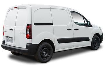 Peugeot Partner 120 L1 XT 1.6 e-HDi 90pk (2012)