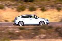 Hyundai i30 Fastback - Rij-impressie