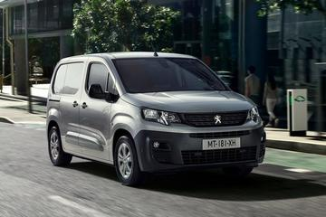 Peugeot onthult elektrische e-Partner