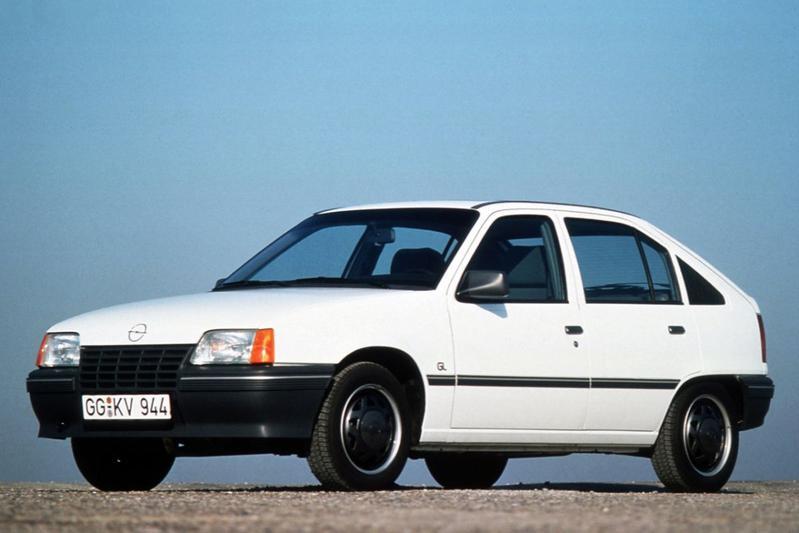 Opel Kadett 1.6 D LS (1987)