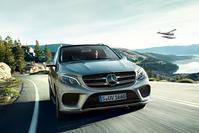 Mercedes-Benz GLE AMG Sport edition