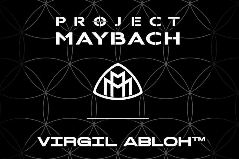 Mercedes-Maybach Virgil Abloh