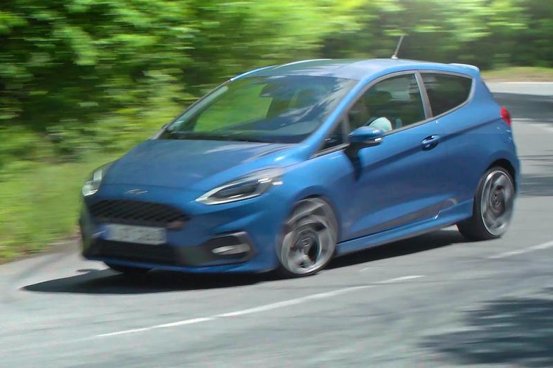 Ford Fiesta ST - Rij-impressie