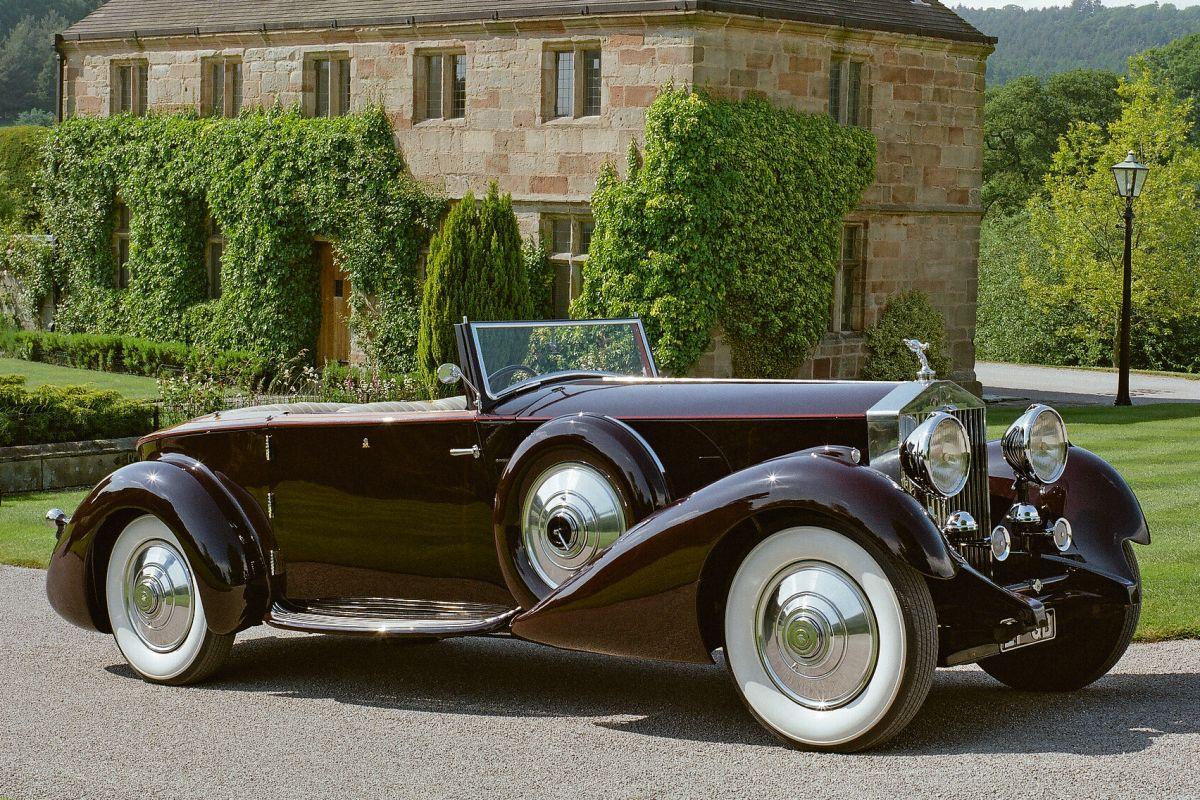 Rolls-Royce coachbuild