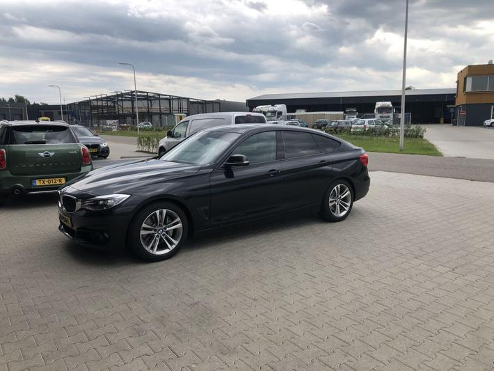 BMW 335i Gran Turismo High Executive (2013)