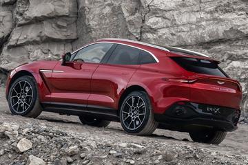 Dít is de Aston Martin DBX!