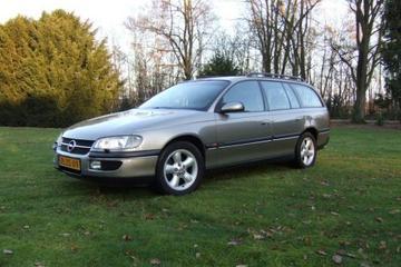 Opel Omega Stationwagon 2.5i-V6 Sport (1999)