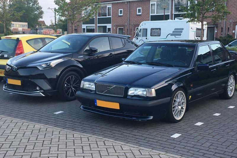 Volvo 850 T-5 2.3i Turbo 20V (1996)