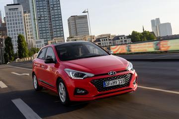 Hyundai hangt prijskaartje aan vernieuwde i20