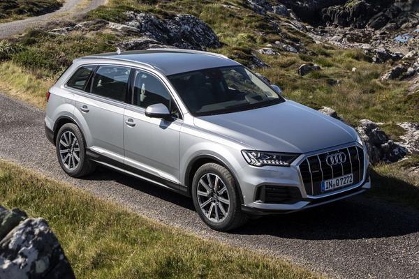 Audi maakt prijs vernieuwde Q7 bekend