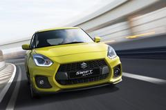 Nieuwe Suzuki Swift Sport gepresenteerd