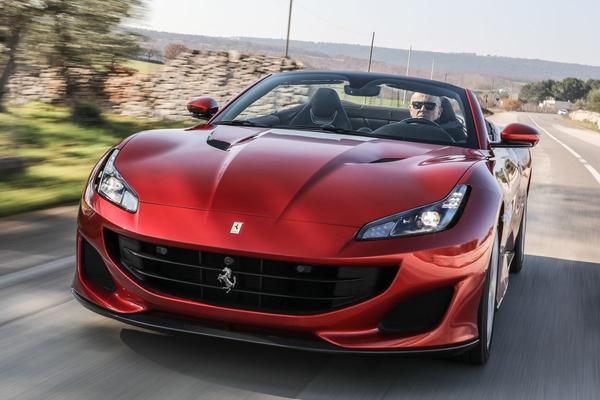 Rij-impressie: Ferrari Portofino