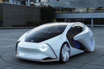 Dít is de Toyota Concept-i