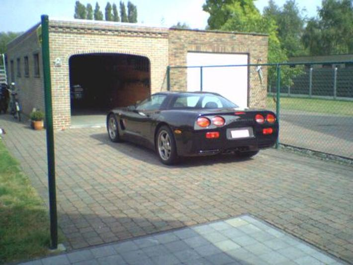 Chevrolet Corvette Coupé (1999)