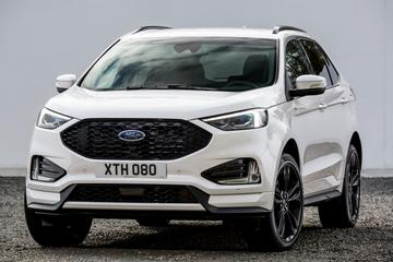 Ook Europese Ford Edge onthuld